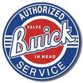 ブリキ看板 Buick Button #58298