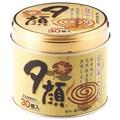 【着色料・香料無添加】夕顔 天然 蚊とり線香 缶入【防除用】【日本製】