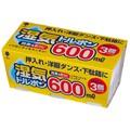 湿気トルポン 600ml 3個パック【湿気取り】