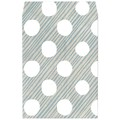 【ポストカードが入るサイズです】封筒M<dot & stripe>
