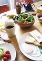 毎日の朝を一段と輝かせる器【アルブルマルシェ マグ】 日本製