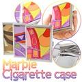 【喫煙/愛煙グッズ】マーブル タバコケース/ライター/たばこ/煙草/喫煙/シガレットケース