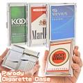 【喫煙/愛煙グッズ】タバコパロディ ライター付きシガレットケース/ライター/たばこ/喫煙/バレンタイン