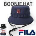 FILA フィラ Canvas Boonie Hat ブーニーハット サファリハット ハット 帽子