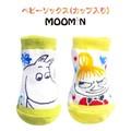 """<ベビー定番商品>ベビーソックス(カップ入り) """"ムーミン""""#4"""