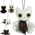 【CAT,CAT,CAT!】ムノット かわいい猫ちゃんチャーム すわる&とぶ