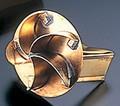 真鍮製カイザーロール