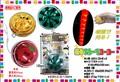 光るフルーツヨーヨー 3種アソート / おもちゃ
