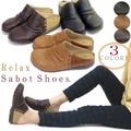 【再販売】【再入荷】サボ レディース靴 サンダル シャーリング インソール