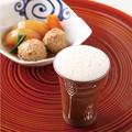 焼〆麦絵 ビアカップ【波佐見焼】