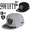 NEWERA 59FIFTY OAKLAND RAIDERS  13860