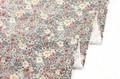 【生地】【布】【コットン】フラワーカーペット(ピンク×ホワイト) デザインファブリック