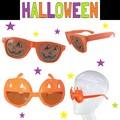 サングラス パンプキン * ハロィンの仮装にも使えるかわいいサングラスです♪