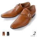 Excellent カジュアル メンズ その他靴シューズ モンクストラップビジネスシューズ 618278