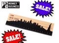 ★FINALセール♪ MONKEY BUSINESS  MB839 Skyline Ruler  13974