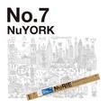 【ぬり絵】NuRIE(ヌーリエ) NuYORK