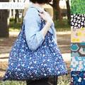 shizuku ショッピングバッグ/雨でも安心♪ 撥水加工の エコバッグ