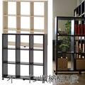 【売れ筋 インテリア 家具】オープン収納棚3段ナチュラルFO1012NA ブラウンFO1012BR