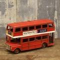 <ミニ>ヴィンテージカー[ロンドンバス]