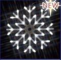LEDクリスタルモチーフ室内型<クリスマス・イルミネーション・店舗・看板・クリスマスツリー・雪の結晶>