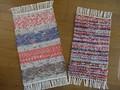 咲きおり用キット 北欧の伝統織物トラースマッタ