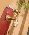 【直送可能】水回りウォータースタンド スプレスタンド 焼付け塗装 スタンドのみ(日本製)※要工事
