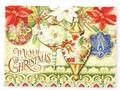 PUNCH STUDIO  クリスマスカード 3Dレイヤー オーナメント