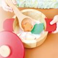 はじめてのおままごと おなべでグツグツセット【おもちゃ/子供/玩具/知育】