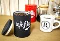 【コーヒーグッズ】ファボリ コーヒーコンテナー Cafe'fica