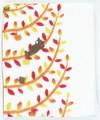 七曜 tree 【フェイスタオル】【日本製】【クマ】