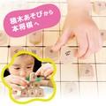 はじめてのしょうぎセット あぞび方ブック付き【知育玩具/子供/おもちゃ/将棋】
