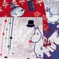 【北欧雑貨ムーミン】Moomin クッションカバー「あまやどり」「行き先」