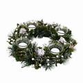<<クリスマステーブルリース>>★■X'mas/  ★Table Wreath - Pine needle M
