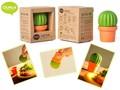 『Cactus Salt & Pepper Shaker(カクタス ソルト&ペッパーシェイカー)』サボテンから塩コショウが!