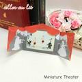 "【aller au lit】""プレゼントにも◎""〜Miniature Theater〜シリーズピアス-白雪姫-"