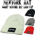 NEWYORK HAT  #4687 New York Hat Logo Cap 14239