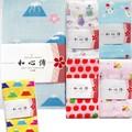 【和心傳】四季折々の絵柄がそろう日本製手ぬぐいフェイスタオル&ハンカチ  富士山