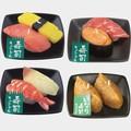 【グッドデザイン賞受賞】好物キャンドル 寿司