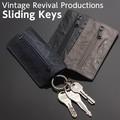 【日本製】キーケース Sliding Keys オリジナル山羊革使用