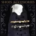 新商品!スニーカーの靴ひもに通して一気に華やかなシューズアクセサリー☆。+リボン