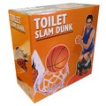 トイレでバスケができるなんて!!【トイレDEバスケ】