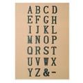 アイアンアルファベット