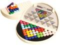 【安価玩具】ロンポス404ピラミット ピラミッドパズル 知育玩具 パズルトイ lonpos IQ