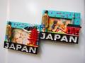 JAPAN フォトフレームマグネット ◆外国人観光客向け.お土産マグネット◆