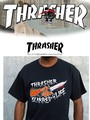 Thrasher SCARRED T-Shirt 14382