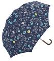 【SALE】2016SS★晴雨兼用傘【北欧フラワー】PUコーティング★50cm手開き★♪