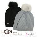 ■2015新作■【UGG】アグ#13979 ラメ糸混のニット帽 ビーニー 小物