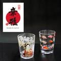 ガラスショットグラス【日本製/和雑貨/和風/和柄/日本】
