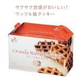 オランダワッフルクッキー プレーン&ショコラ / ギフト ノベルティ グッズ