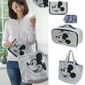 【Disney】ミッキーマウスマザーバッグ&母子手帳ケース&マザーポーチ